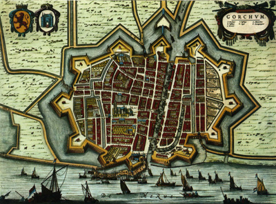 Utrecht in 17th century
